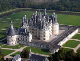 Loire Castles and wine can be combined
