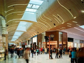 Aeroville is Paris'Airport shopping mall