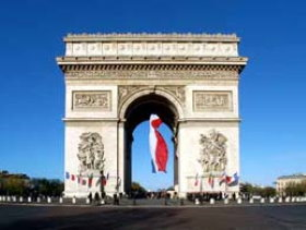 Arc de Triomphe facts: the monument.