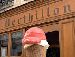 Best food stores in Paris: Berthillon