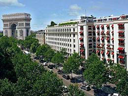 Best Paris hotels: Paris hotels on Champs Elysees