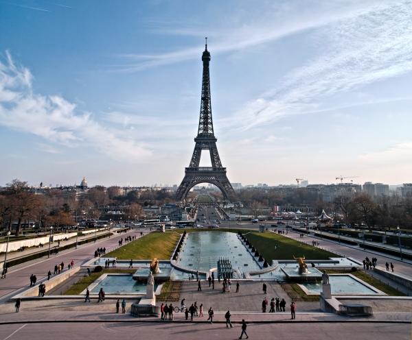 Best Restaurants With View Of Eiffel Tower