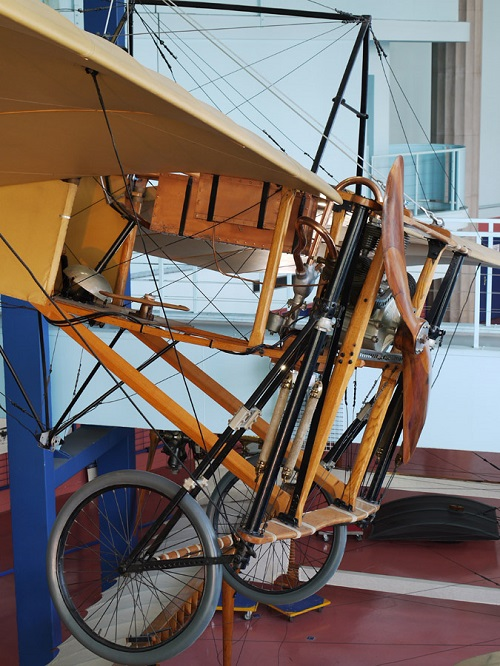 Blériot IX in Le Bourget