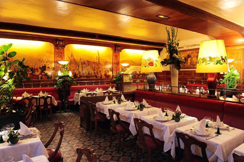 The Best Paris Brasseries Eat Well For Little In Paris