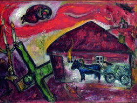 Chagall - Obsession