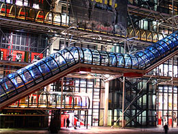 Paris art exhibitions: Centre Pompidou