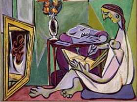 Picasso - Muse