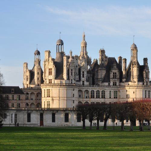 Loire Castles and Wine Tours: Chambord