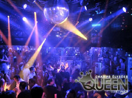 Queen Club, 102 Champs Elysees