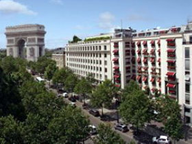 Paris hotels near Champs Elysees: Hotel Napoleon