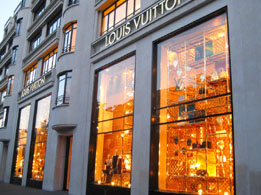 Louis Vuitton - Paris Champs Elysees