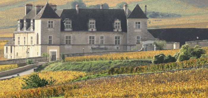 Clos Vougeot in Burgundy