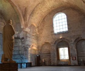 Paris history: Cluny roman baths