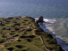 Pointe du Hoc - D Day Beaches