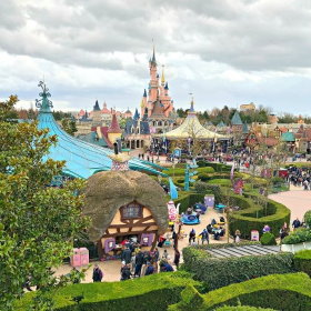 Apartments Near Disney World: Disneyland Paris Facts And Information. Prepare Your Trip