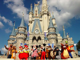 Disneyland Paris is second most visited sight