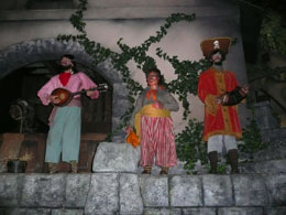 Disneyland Paris information: Pirates of the Carribean
