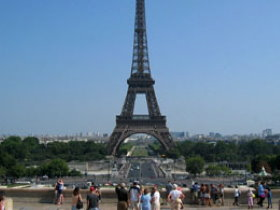 Best Paris tours: Eiffel Tower