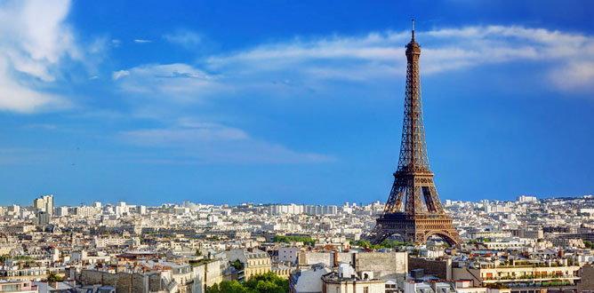 Eiffel Tower In Paris Visit Shopping Restaurants Hotels