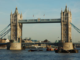 Famous Places In Europe London
