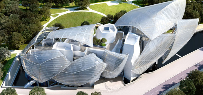 Fondation Louis Vuitton Paris