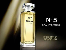French perfume brands: Chanel N°5
