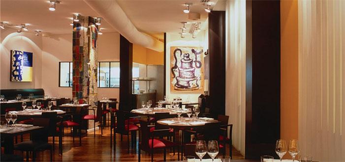 ze kitchen galerie restaurant