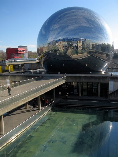 La Géode Imax Paris Cinema