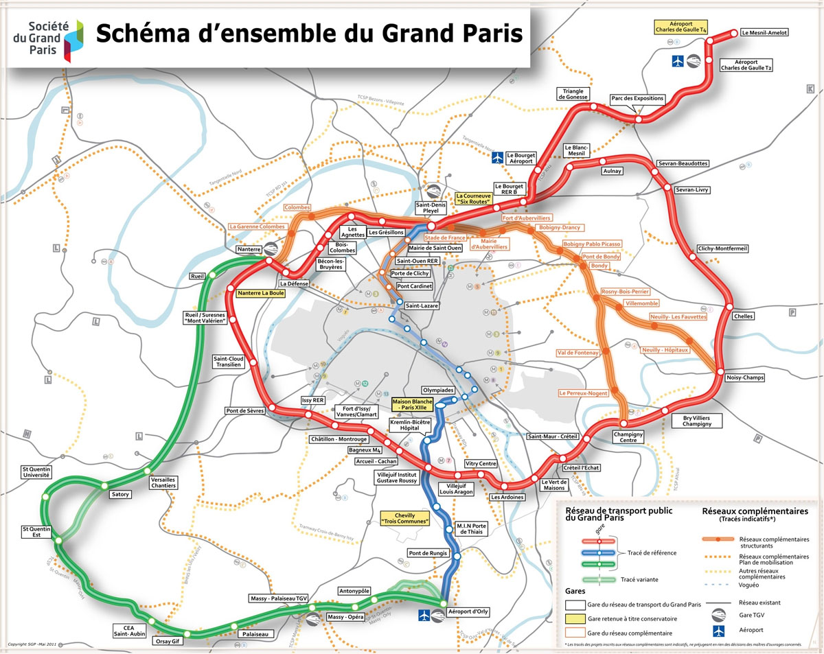 Printable Paris metro map Printable RER metro map pdf