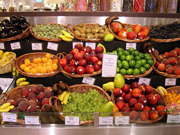 Best food stores in Paris: La Grande Epicerie