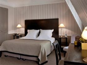 Hotels near Louvre Museum: Hotel Therese