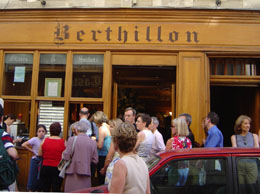 Berthillon on Ile Saint Louis