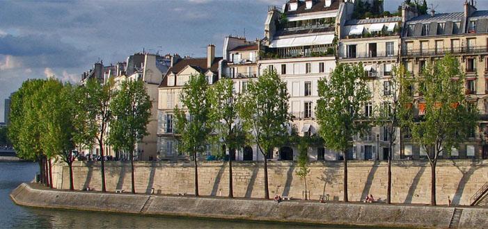 Ile saint louis in paris history sights hotels - Hotel ile saint louis ...