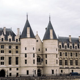 La Conciergerie was a royal palace