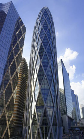 La Defense is Europe's largest business district