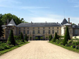 La Malmaison, home of Napoleon and Josephine