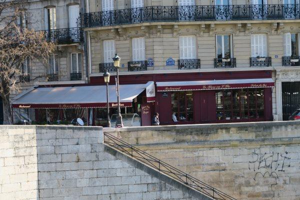 Le Flore En L Ile Restaurant  Ef Bf Bdle Saint Louis Paris
