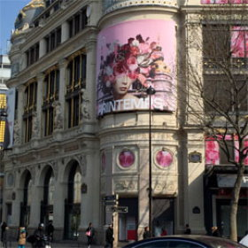Le Printemps Department Store
