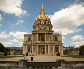 les invalides paris facts and information. Black Bedroom Furniture Sets. Home Design Ideas