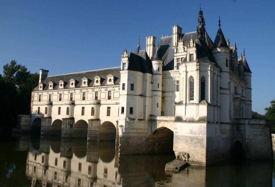 Loire Castles Near Paris