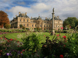 Trip to Paris: Luxembourg Gardens
