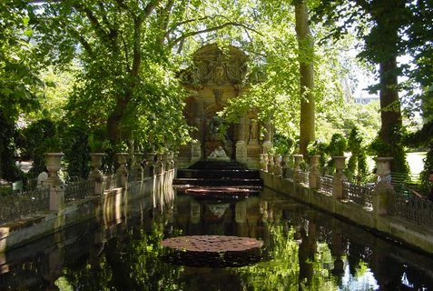 Luxembourg gardens paris facts visit metro hours map - Jardin du luxembourg hours ...