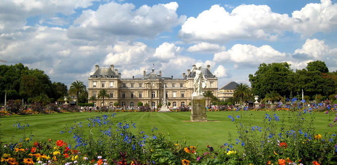Luxembourg Gardens Paris Facts Visit Metro Hours Map