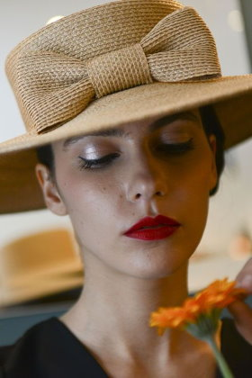 French hat brand - Mademoiselle Chapeaux