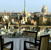 Famous Paris restaurants: Maison Blanche