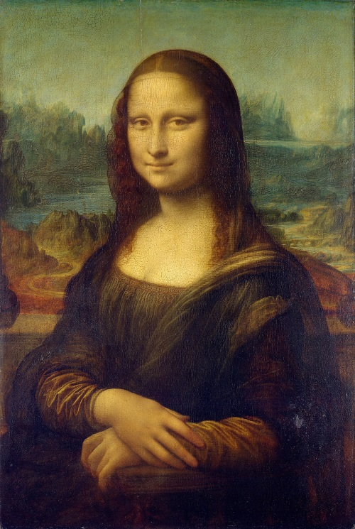 Paris facts: Mona Lisa is in the Louvre Museum.