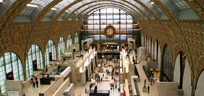 Orsay Museum in Paris