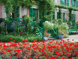Normandy tours from Paris: Giverny