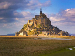 Normandy tours from Paris: Mont Saint Michel