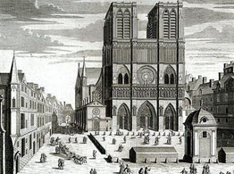 Notre Dame Cathedral facts: Notre Dame in the Middle Ages